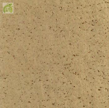 Пробковые обои Sedacor, Divina Cork Walls, Coconut Gold (5500х700х2мм)  рулон 3,85м2
